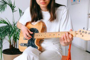 Blues Shuffle in E Guitar
